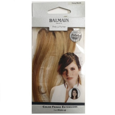 Balmain Colour Fringe Extension - Honey Blonde 15cm