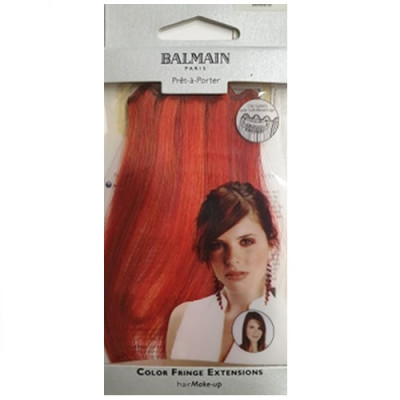 Balmain Colour Fringe Extension - Sunburst 15cm