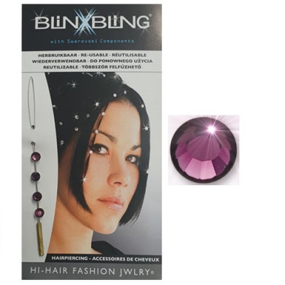 Blinx Bling Single - Crystal Amethyst