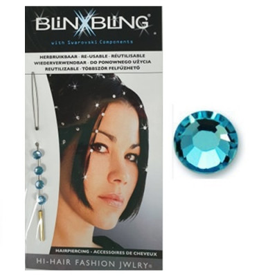 Blinx Bling Single - Aquamarine
