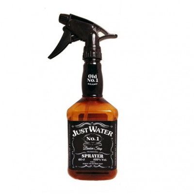 Just Water Spray Bottle - Amber