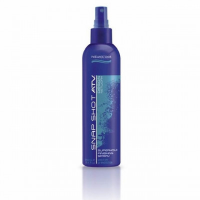 Natural Look ATV Snap Shot Super Hold Finishing Spray 250ml