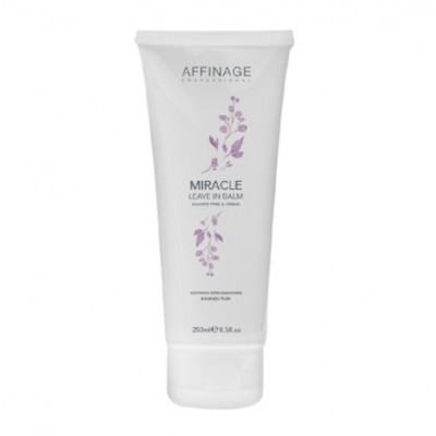 Affinage Cleanse & Care - Miracle Leave-In Balm 250ml