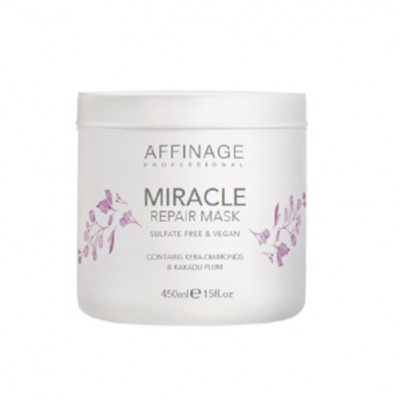 Affinage Cleanse & Care - Miracle Repair Mask 450ml