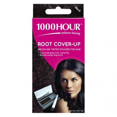 1000 Hour Root Cover-Up - Black