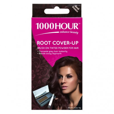 1000 Hour Root Cover-Up - Dark Brown