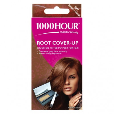 1000 Hour Root Cover-Up - Light Brown/Blonde