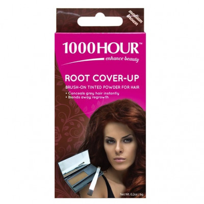 1000 Hour Root Cover-Up - Medium Brown