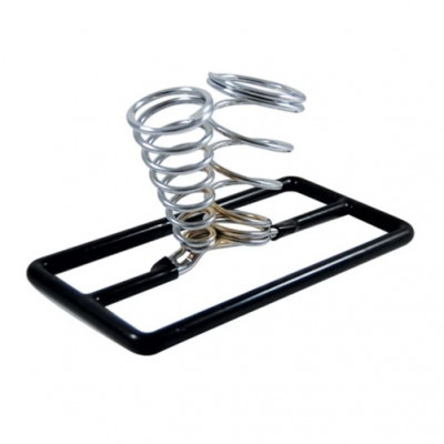 Spiral Iron Holder Stand - Dual