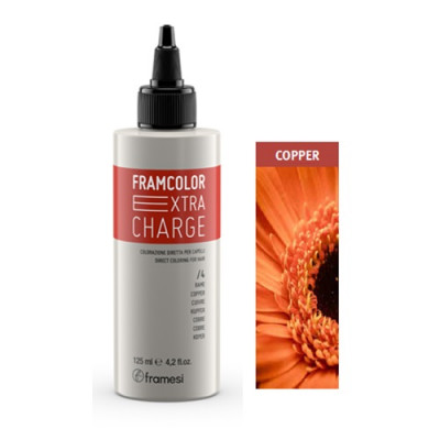 Framesi Framcolor Extra Charge - COPPER 125ml
