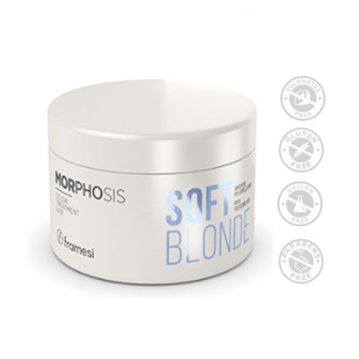 Framesi Morphosis Soft Blonde Mask 200ml