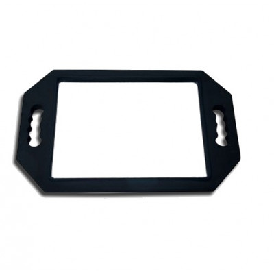 Glide Mirror - Foam Rectangle
