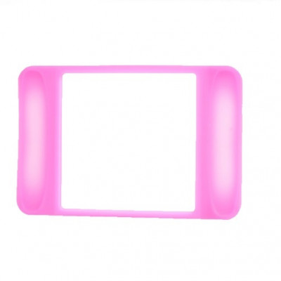 Glide Mirror - Silicon Back Pink