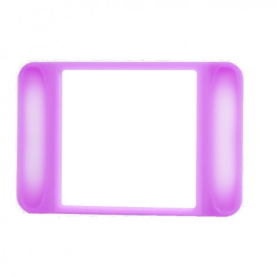 Glide Mirror - Silicon Back Purple