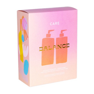 Nak Care Duo Pack - Balance Shampoo and Conditioner 500ml