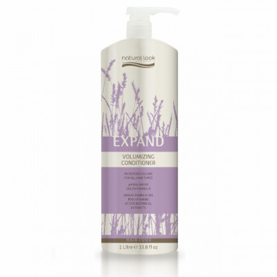 Natural Look Expand Volumizing Conditioner 1000ml