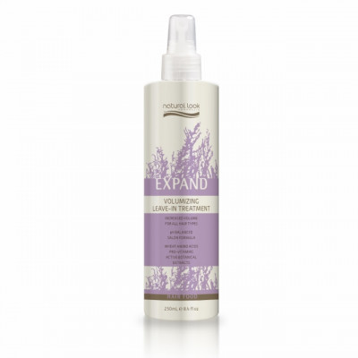 Natural Look Expand Volumizing Leave In Treatment Spray 250ml
