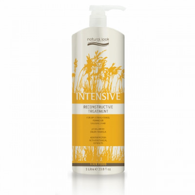 Natural Look Intensive Reconstructive Treatment 1000ml