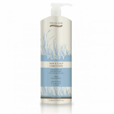 Natural Look Purify Hair & Scalp Conditioner 1000ml