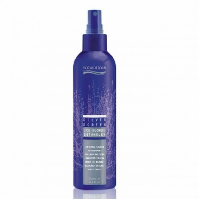 Natural Look Silver Screen Ice Blonde Detangler 250ml