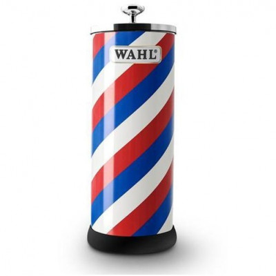 Sterilising Jar - Wahl Barber Pole Design
