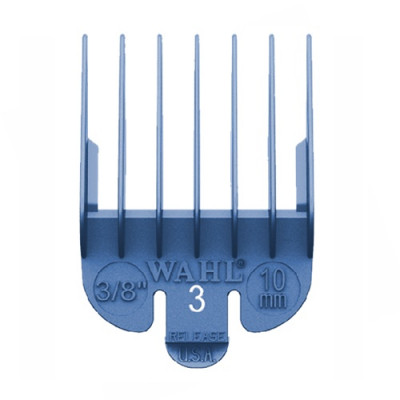 Wahl Attachment Comb - No.3, 10mm Blue