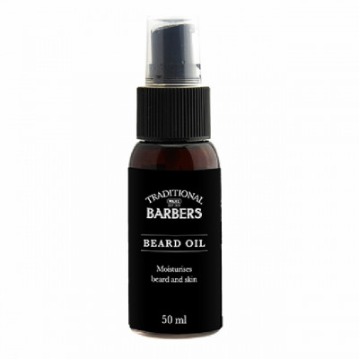 Wahl Traditional Barbers Beard Oil 50ml